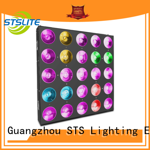 STSLITE perfect audience light fixture for club