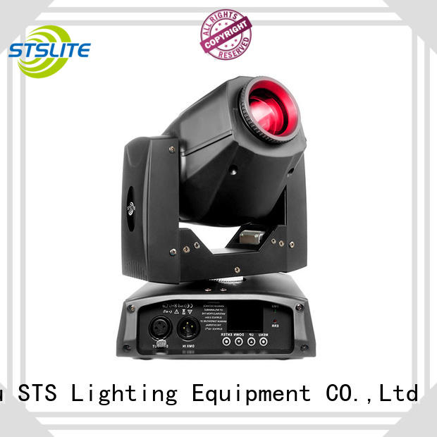 200W LED led moving spot versatility for theaters