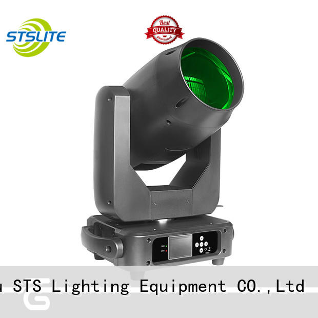 STSLITE colorful moving heads 550W for performanece