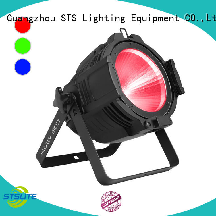 STSLITE attractive led lights par cans theatre shows for party
