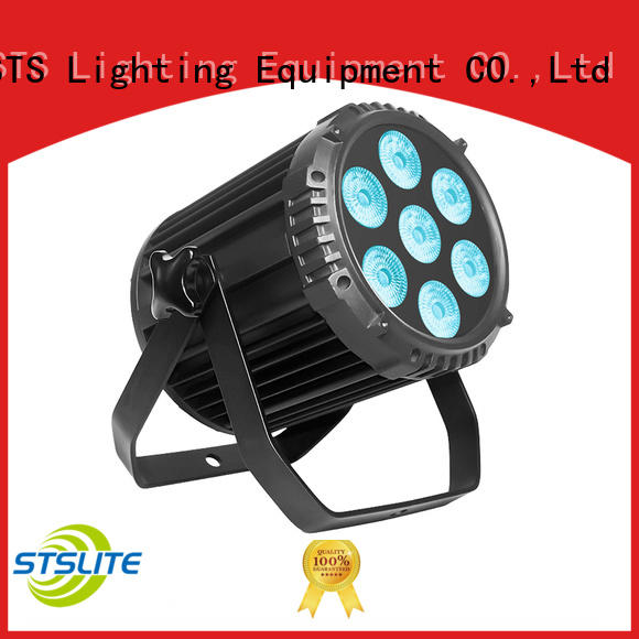 STSLITE attractive led par can theatre shows for outdoors
