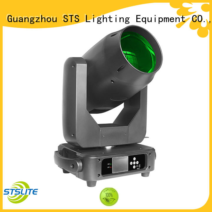convenient installed beam 200 moving head center head spot for big performance