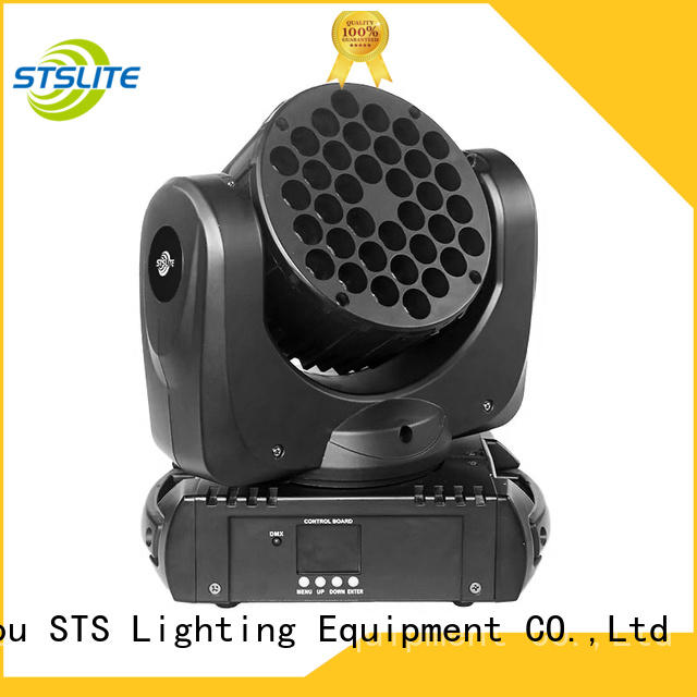 STSLITE 368z led moving head wash light supply for discotheques
