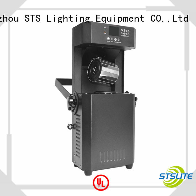 STSLITE 75 scan led effect light for pub