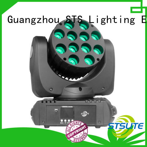 professional 60w led moving head 8w supply for live show