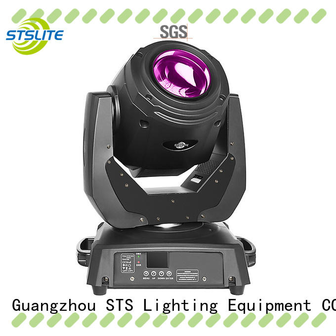 STSLITE dj moving head cover 75W LED for family party
