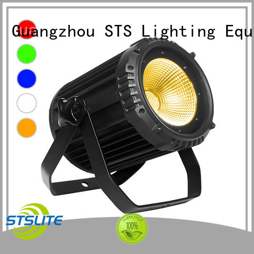 compact size led color wash lights mini dj for events
