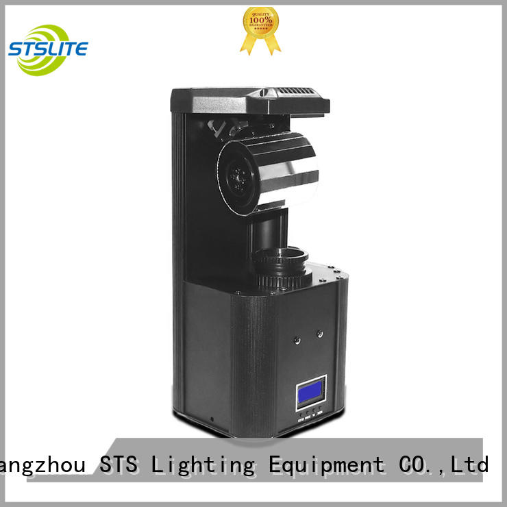 changeable led scanner 120w performance for show