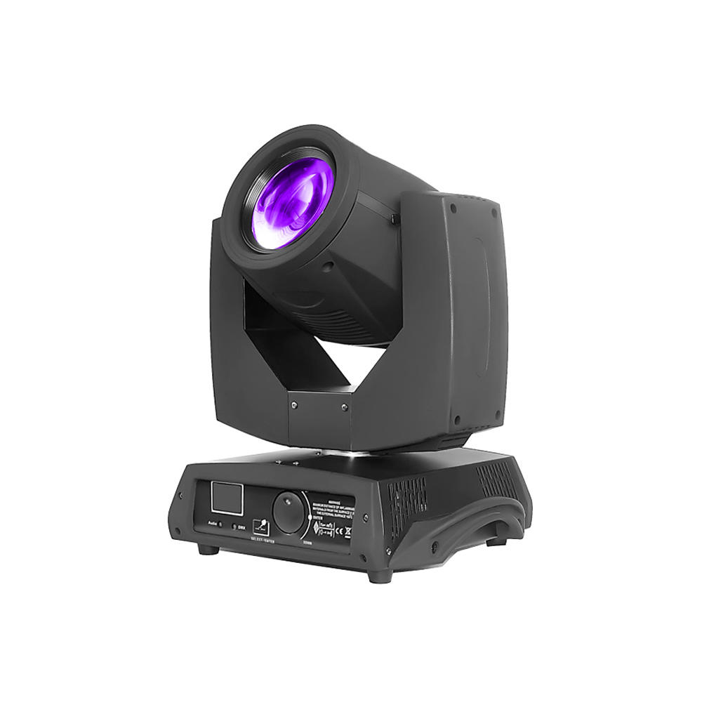 STSLITE 2pcs beam of light 75W LED for DJ-1