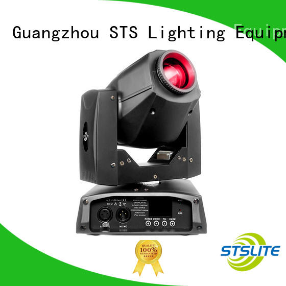 STSLITE outer spot moving head light factory price for nightclubs