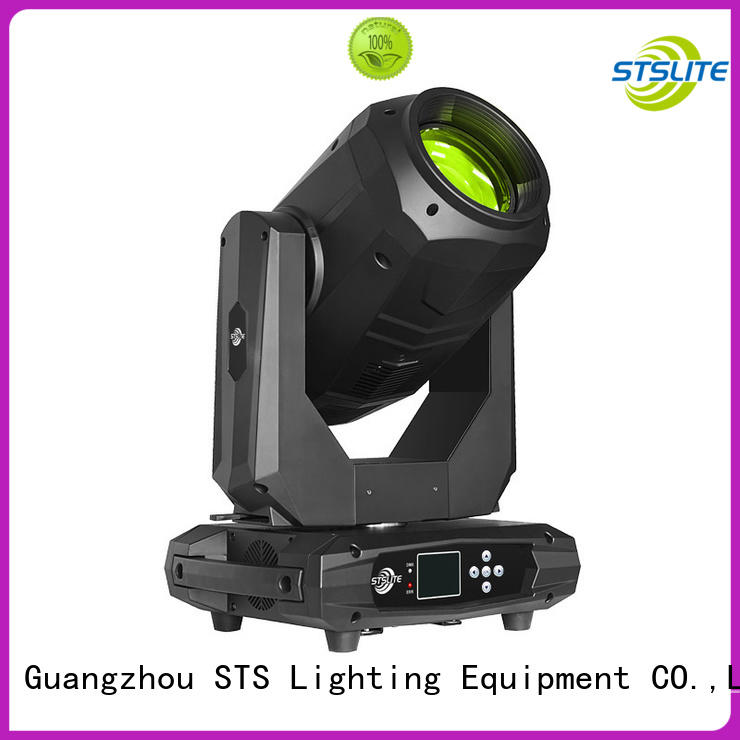 STSLITE rich pattern mini moving spot lighting for concerts
