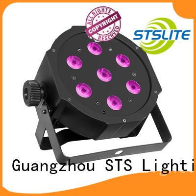 STSLITE compact size par lighting fixtures 5600k for party