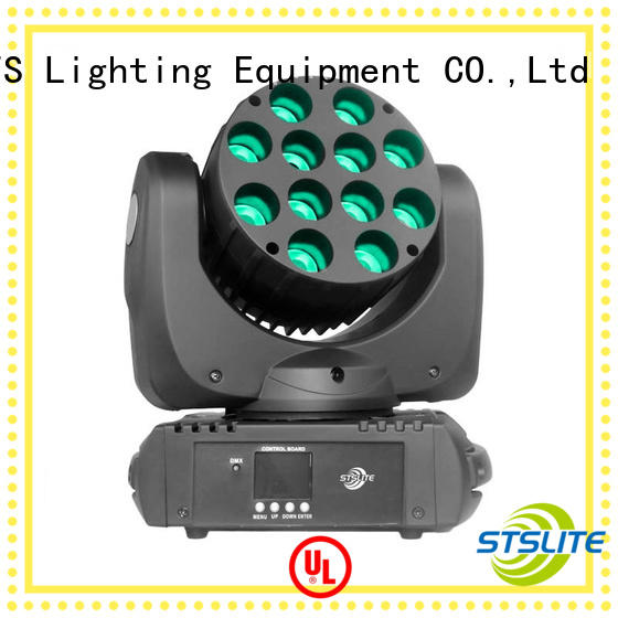 rich saturated colours led moving head wash light 520p factory price for theatre,