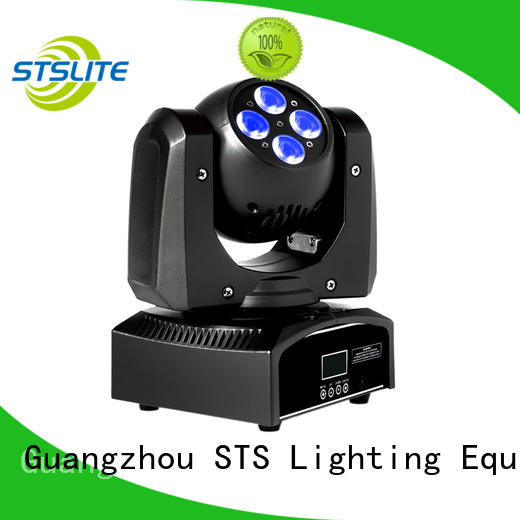 STSLITE 406 rgb led moving head supply for discotheques