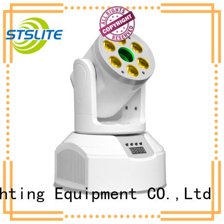 STSLITE rich saturated colours moving wash form China for discotheques