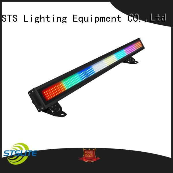 colorful dmx lighting effects theatre stage for bar