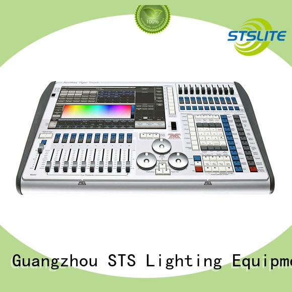 STSLITE fast software dmx system for steuerung