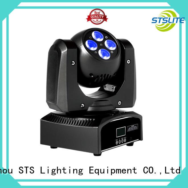 STSLITE brightness led wash form China for TV studio,