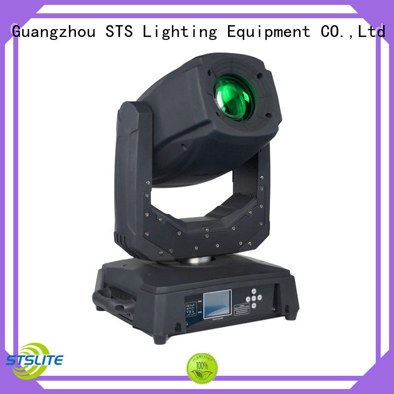 STSLITE 60ii led moving head auto-mode for nightclubs