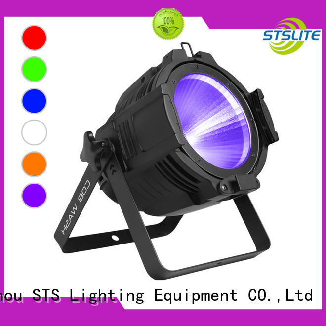 attractive par led cob cold zoom effect for events