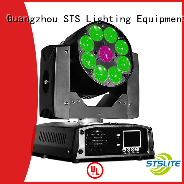 STSLITE 708 led wash rgbw supply discotheques