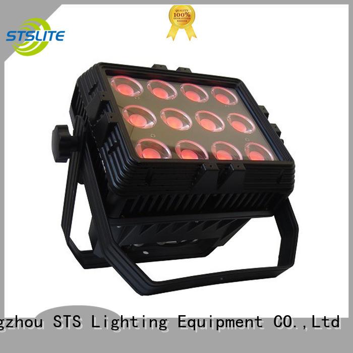 STSLITE 1886 rgb led par light zoom effect for events