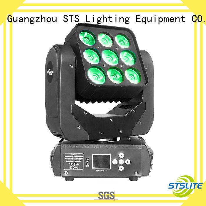 electronic moving led wash 18 form China for theatre,