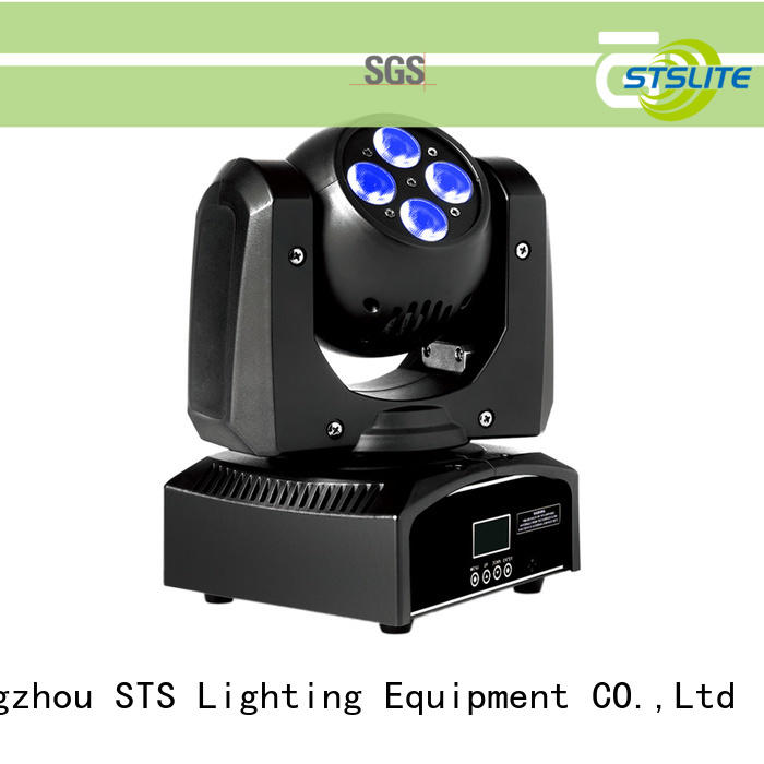 STSLITE professional led moving wash lights form China for theatre,