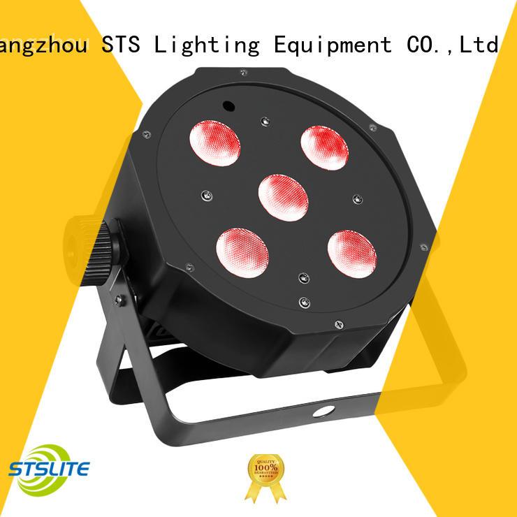 STSLITE rgbw led color wash lights zoom effect for events
