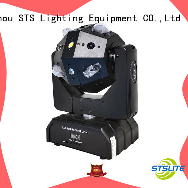 STSLITE theatre led disco lights for photography for party