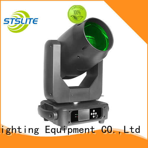 colorful led beam moving head touch screem factory price for performanece