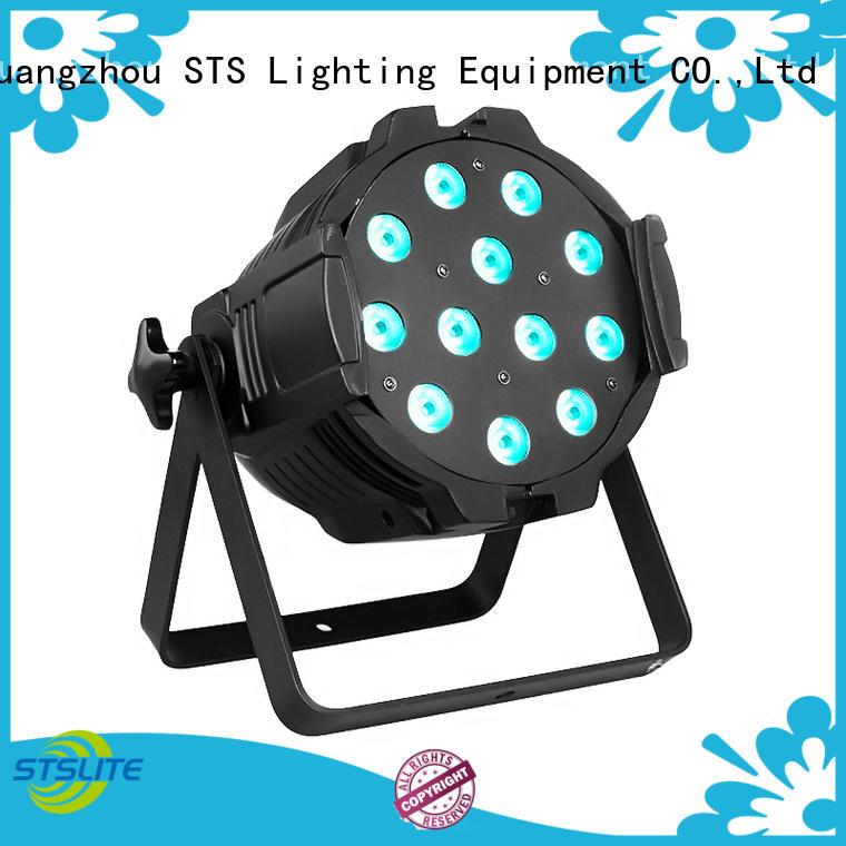 STSLITE 5in1 led lights par cans novel housing for events