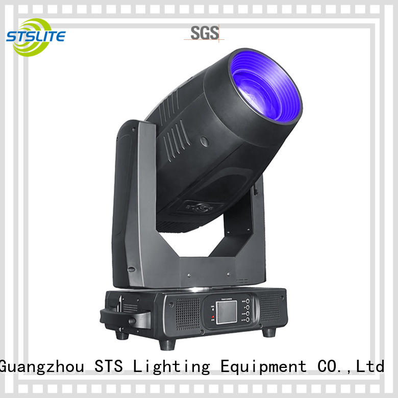 rich color moving light fixture 200 lighting for concerts