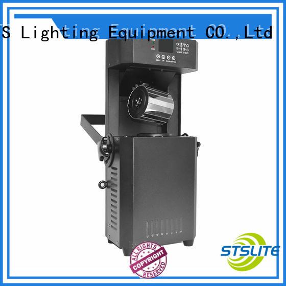 STSLITE gobos led scanner effect light for store