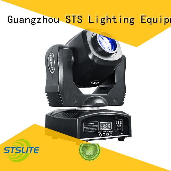 STSLITE rich pattern moving light manufacturers sound control for concerts