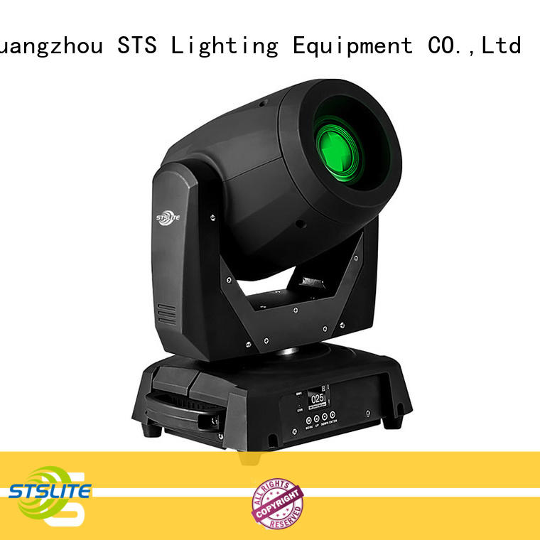 STSLITE 200ii moving spot auto-mode for nightclubs
