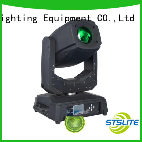 STSLITE clear pattern spot moving head light auto-mode for theaters