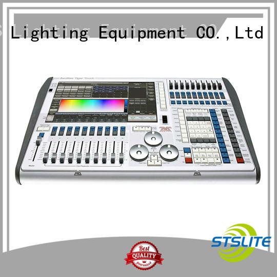 STSLITE digital best dmx controller mixer for software