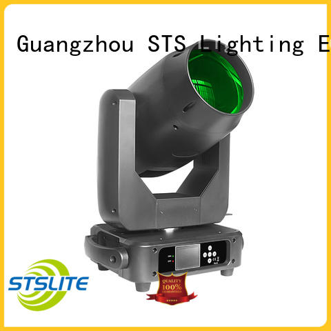 spot outdoor moving head lights touch screem disco light for stage
