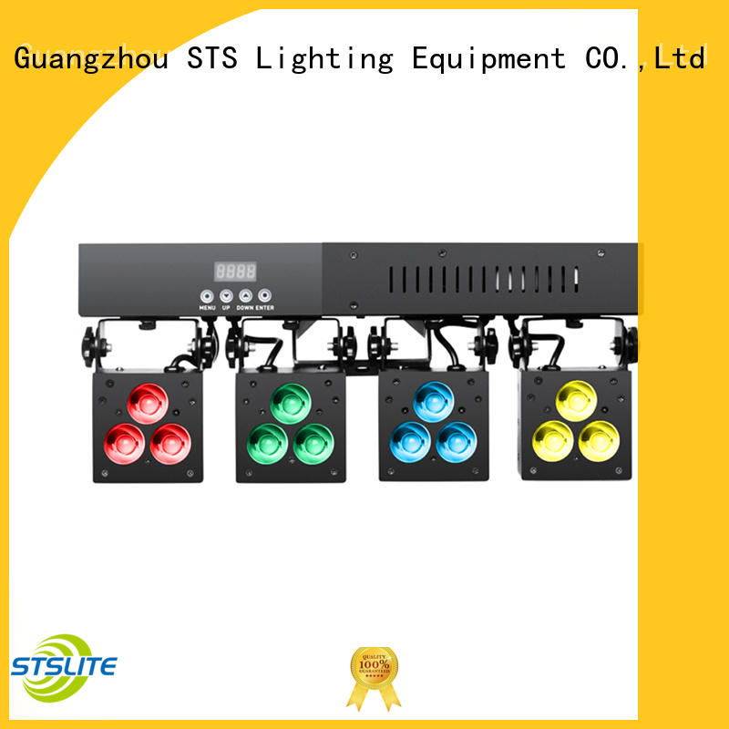 4x30w led blinder light optional for disco STSLITE