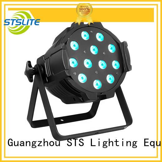 STSLITE compact size dj mini par light creative for outdoors
