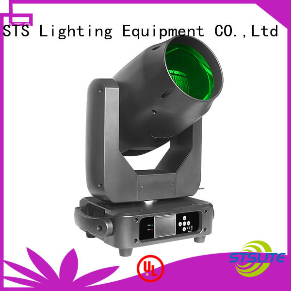 STSLITE spot moving light fixture 550W for bar