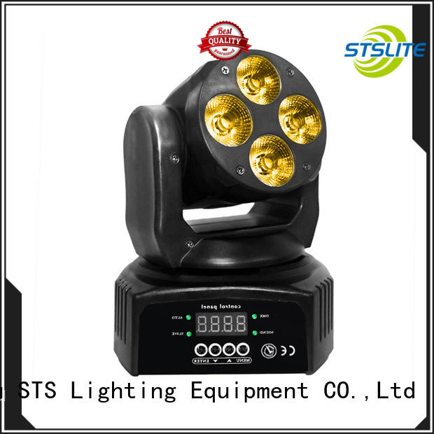 STSLITE electronic moving wash lighting for discotheques