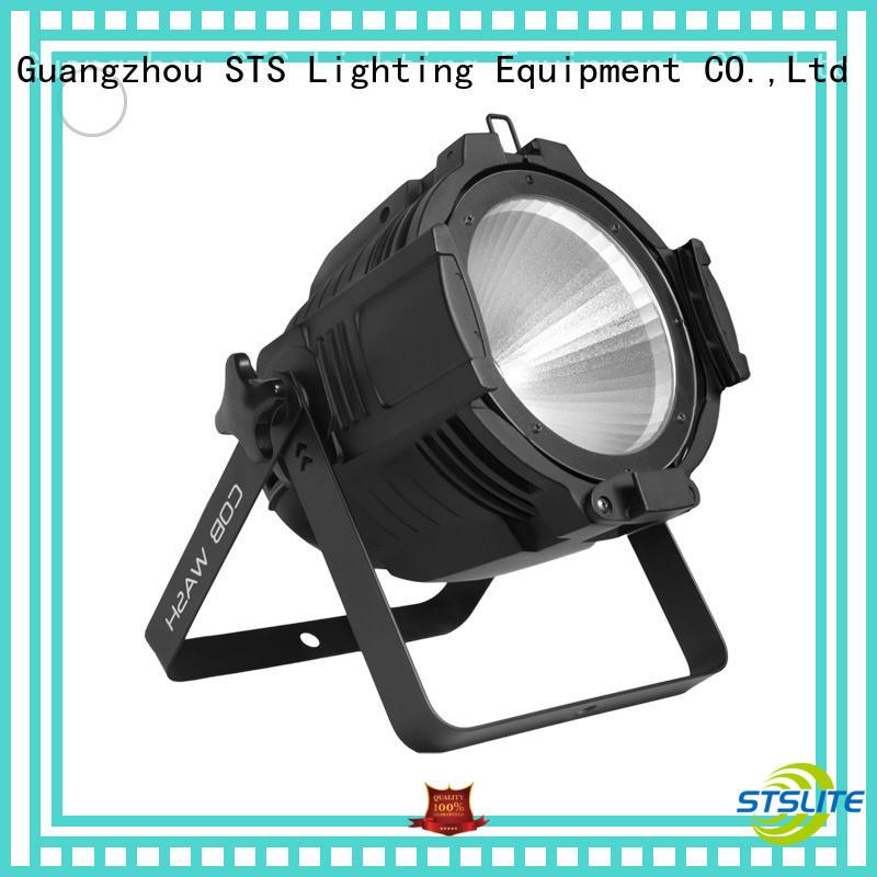 compact size mini par light rgbw dj for stage
