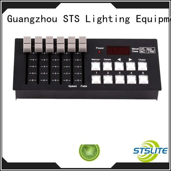 electronic dmx light controller price touch console for lightting