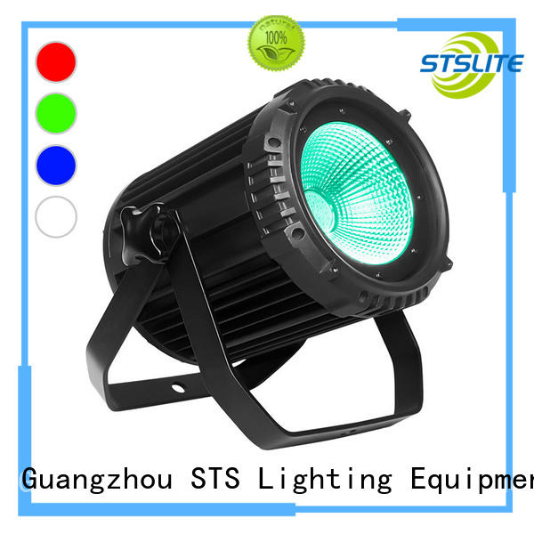 compact size led flat par can rgb theatre shows for show