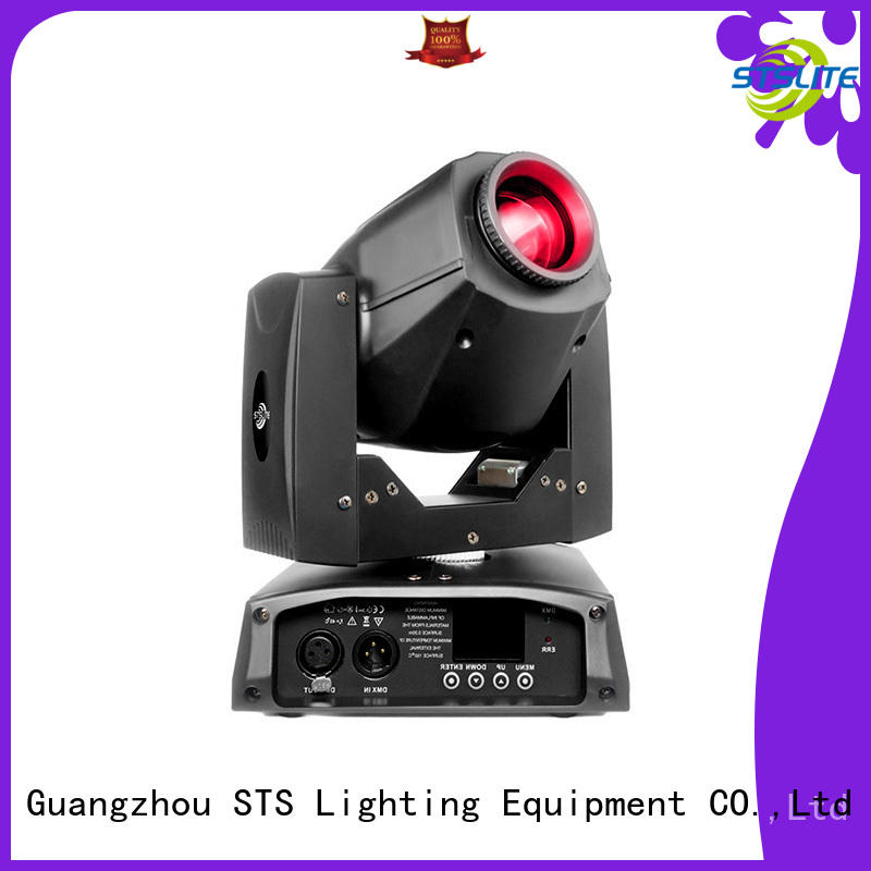 STSLITE 3in1 led mini moving light lighting for theaters
