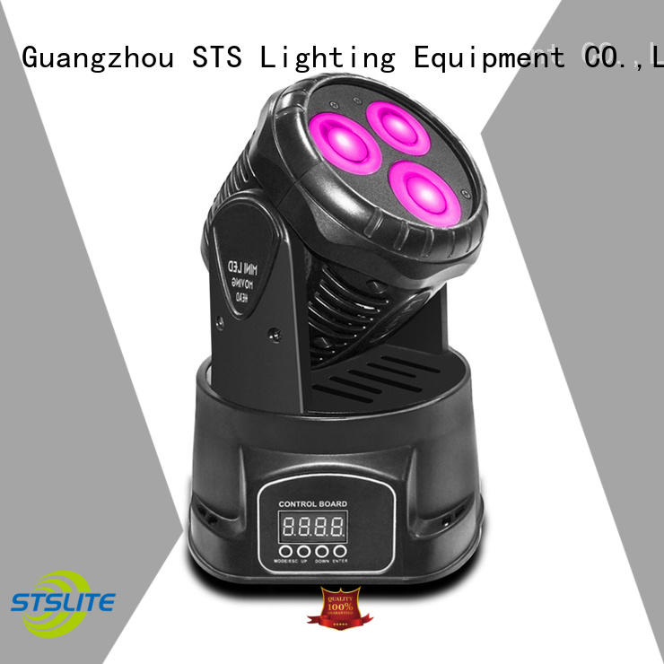STSLITE electronic led washer factory price for discotheques