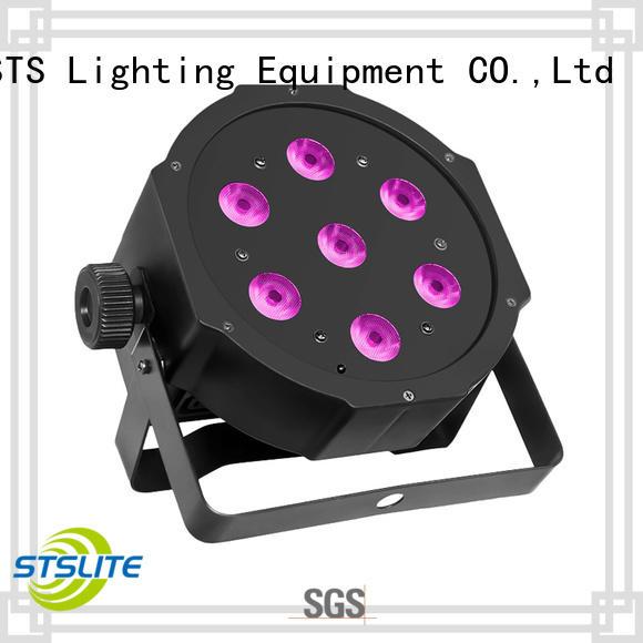 STSLITE 7pcs par bulb dj for events
