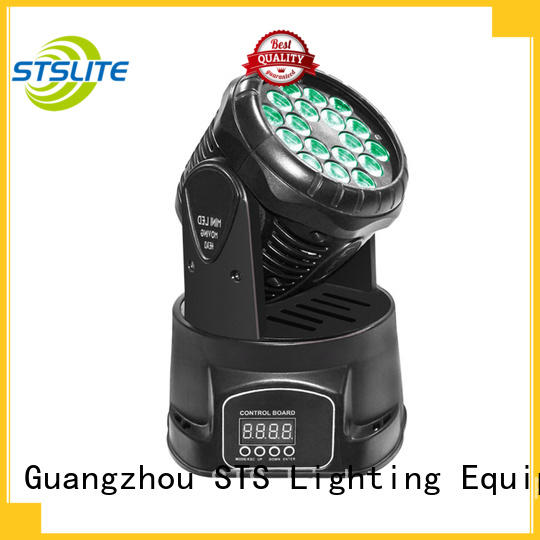 STSLITE zoom wash mini led moving head form China for live show